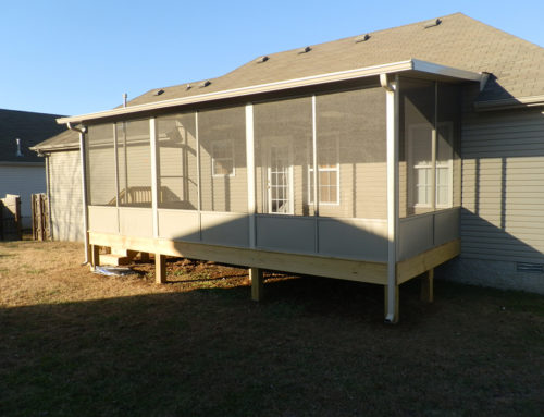 Insulated Canopies
