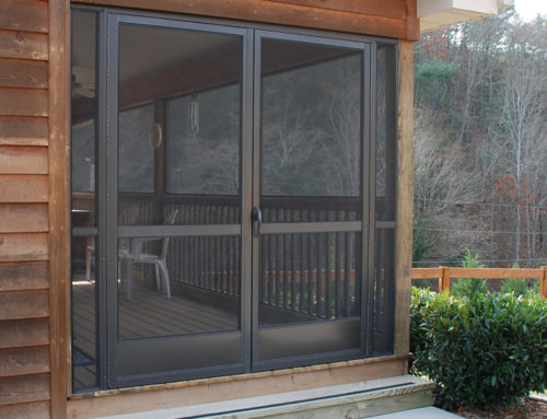 PCA Screen Doors